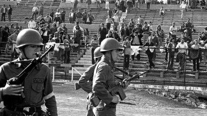 El Estadio Nacional, la dictadura y el fútbol
