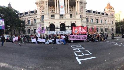 #2MesesSinTehuel: en La Plata se realizó concentración para exigir su aparición con vida