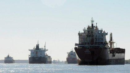 Paro nacional de trabajadores marítimos por 48 horas: exigen ser vacunados contra el covid-19