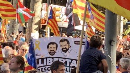 El Tribunal Supremo español rechazó un posible indulto a los presos políticos catalanes