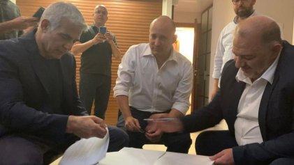 Confirman la formación de un nuevo Gobierno en Israel encabezado por la ultraderecha