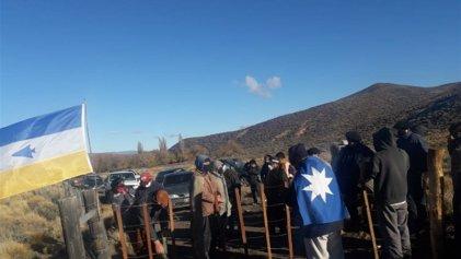 Terratenientes avanzan sobre territorio Mapuche