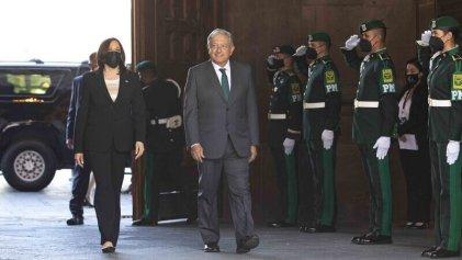 Kamala Harris en México: Centroamérica en el foco de una visita estratégica