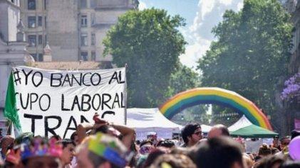 La Suprema Corte bonaerense resolvió implementar el cupo laboral trans