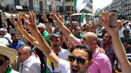 Boicot masivo a las elecciones en Argelia y una situación social explosiva