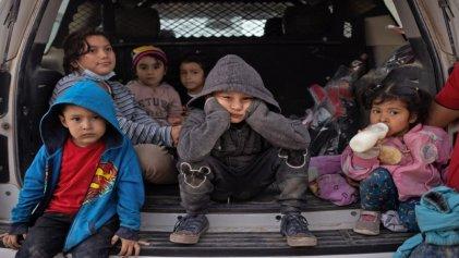 Más de 15 mil niñas y niños migrantes detenidos en la frontera con EE. UU.