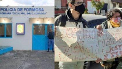 Fátima murió en una comisaría y su familia denuncia que fue travesticidio
