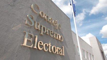 La justicia electoral nicaragüense canceló la personalidad jurídica de partido opositor