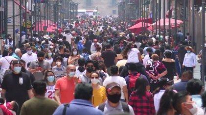 Tercera ola en México: 3 millones de casos y la acelerada reapertura económica