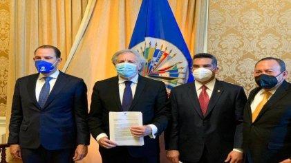 La oposición denuncia en la OEA a López Obrador por injerencia del narco en las elecciones