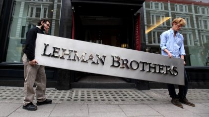 A trece años de la quiebra de Lehman Brothers