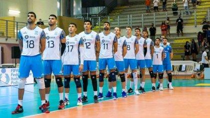Vóley: Selección Argentina de varones ya tiene sede y rivales para Mundial de Rusia 2022