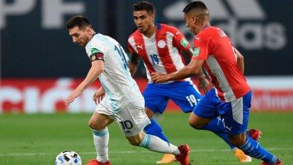 Eliminatorias sudamericanas: qué partidos se juegan hoy además de Paraguay-Argentina