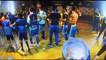Durísimas sanciones de Conmebol a Boca por incidentes en partido ante Atlético Mineiro