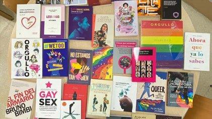 Una jueza obliga a retirar libros LGTBI de varias escuelas españolas