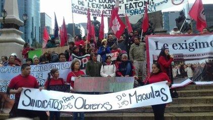 Junto a la lucha de Antonia Hinojos y las obreras de Ciudad Juárez