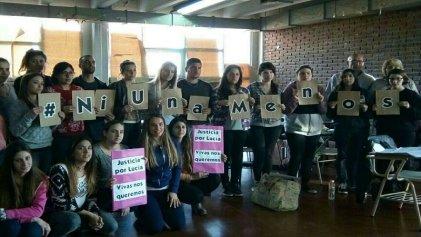 Mar del Plata: el grito de #NiUnaMenos es por justicia para Lucia Pérez