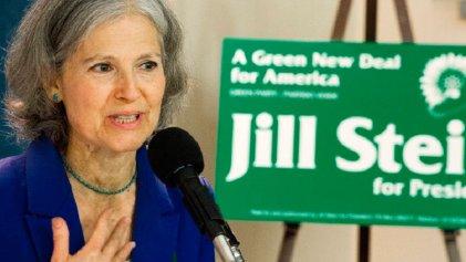 Las elecciones en Estados Unidos y el Partido Verde