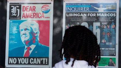 EEUU, gana el populismo de derechas