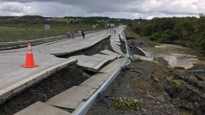 Terremoto de 7,6 grados afecta el sur de Chile