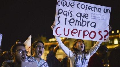 A 27 meses: voces después de Ayotzinapa