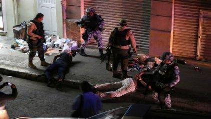 Gendarmería Nacional a Veracruz ante agudización de protestas contra 'gasolinazo'