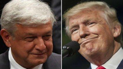 """AMLO en EE.UU.: enfrentar las deportaciones de Trump ... ¿con """"amor al prójimo""""?"""