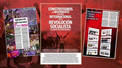 Construyamos un Movimiento por una Internacional de la Revolución Socialista