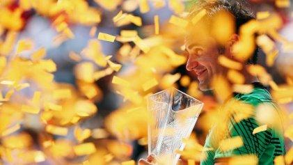Federer: un reloj suizo que no pierde cuerda