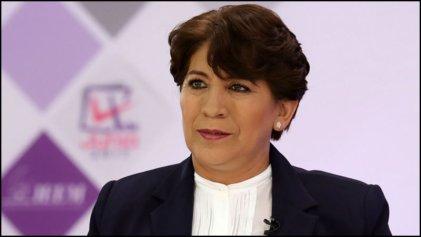 Delfina Gómez insiste en vía legal para demostrar fraude contra Morena