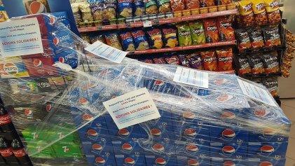 Canadá: trabajadores declaran la guerra a PepsiCo en Québec