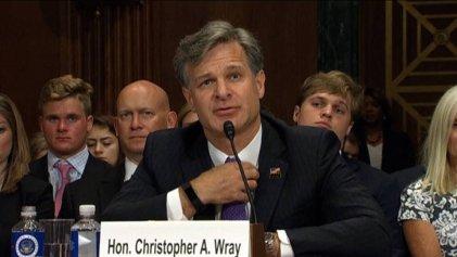 ¿Quién es Christopher Wray, el nuevo director del FBI?