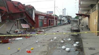 Se registran varios temblores con epicentro en Oaxaca desde la madrugada