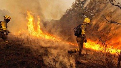 Galicia en llamas: cambio climático y crimen capitalista