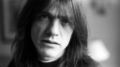 Murió Malcolm Young, emblema de la banda AC/DC