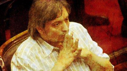 """Máximo Kirchner: """"Si tuvo un gran error Néstor Kirchner fue la fusión de Multicanal con Cablevisión"""""""