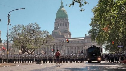 República versus democracia (o el palacio contra la calle)
