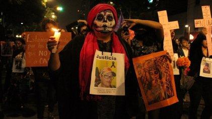 Van 52.210 asesinatos de mujeres en México desde 1985: ¡Ni una menos!