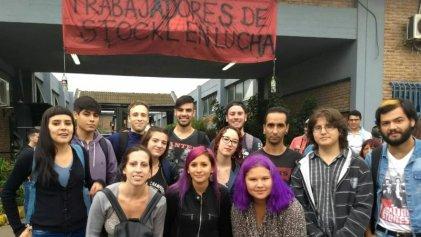 Los jóvenes decimos: ¡todo el apoyo a los trabajadores de Stockl!