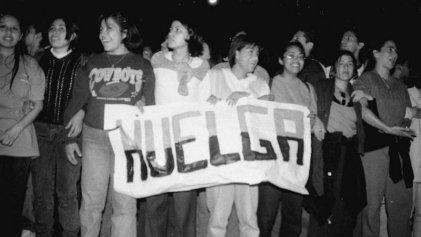 Adolescentes de 15 a 17 años presos: los menores insurrectos de la huelga de la UNAM