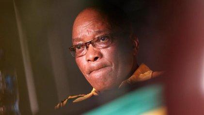 Sudáfrica: el oficialismo le exige al presidente Jacob Zuma que renuncie de inmediato