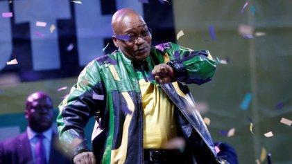 Sudáfrica: Jacob Zuma se niega a renunciar y su partido le da un ultimátum
