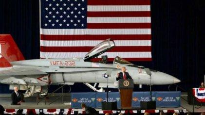 Trump visita California para revisar los ocho prototipos del muro