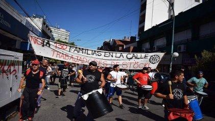 Trabajadores de Stockl se movilizarán a la UOM Avellaneda