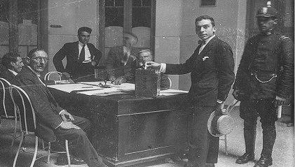 Ley Sáenz Peña: alcances y límites de la reforma política