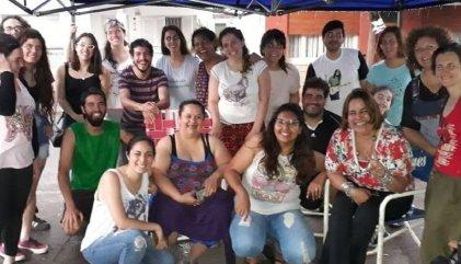 La Pampa: continúa el acampe por los programas socioeducativos