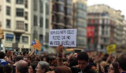 Basta de represión. En defensa de los derechos democráticos de Cataluña
