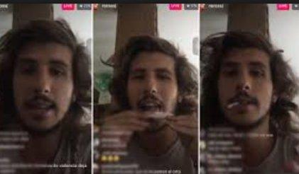 Rodrigo Eguillor, hijo de una fiscal, fue acusado de abuso y amenaza a quienes lo denuncian