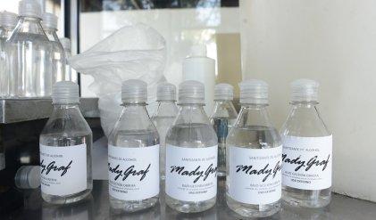 Gran ejemplo: la empresa recuperada MadyGraf producirá sanitizante de alcohol y mascarillas