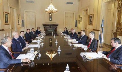 Gente que no: el almuerzo de Alberto con los dueños del poder
